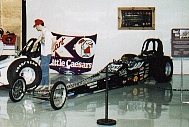 Picture of race car